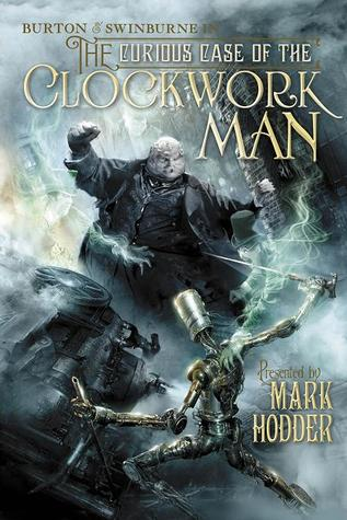 Clockwork Man Cover