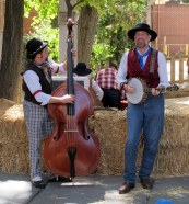Gold Rush Days Performers