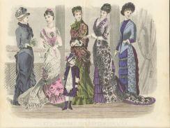 Godey Ladys Book 1887