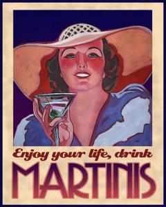 ROKK Cal. Martini flat