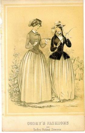 Godays 1840s