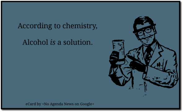 alcoholsolution