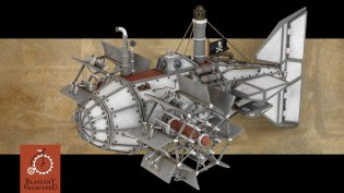 pirate_steampunk_submarine__wallpaper_by_kurczak-d6nok3i
