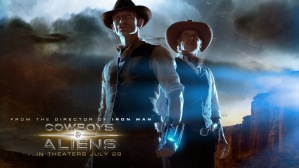Cowboys and Aliens (2011)