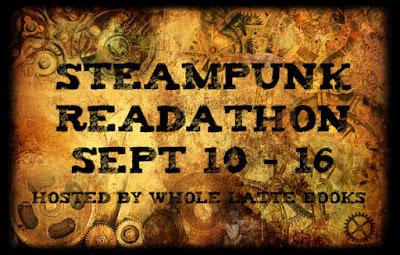steampunk readathon